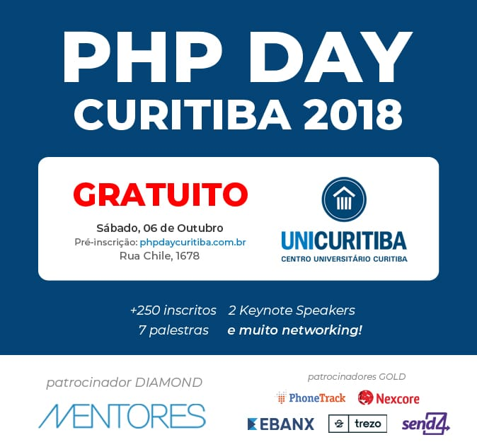 Banner PHP Day